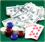Red Star Poker Rake Race Cash