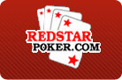 Red Star Poker logo